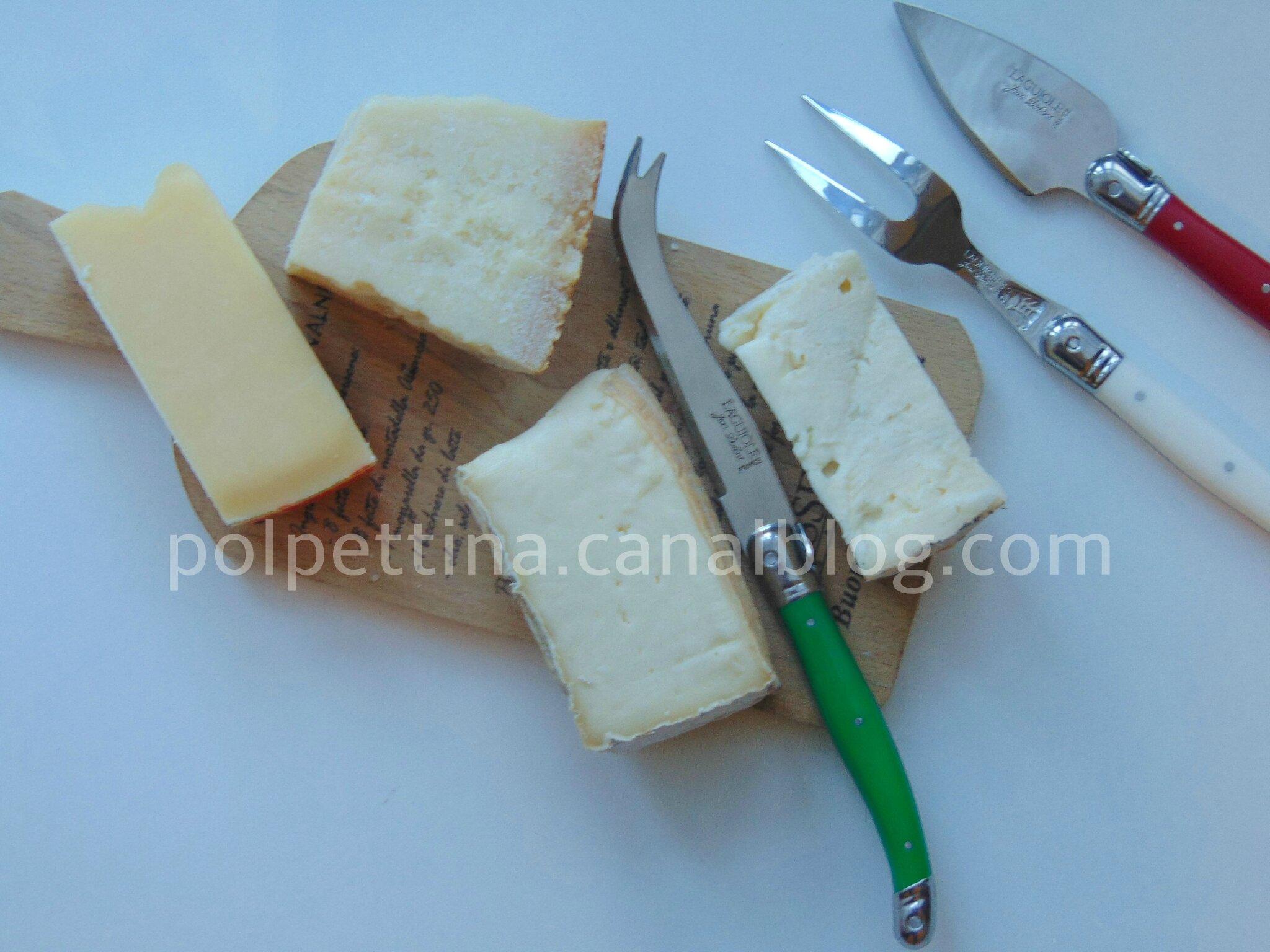 P tes aux quatre fromages l 39 italie dans ma cuisine for Fromage en special