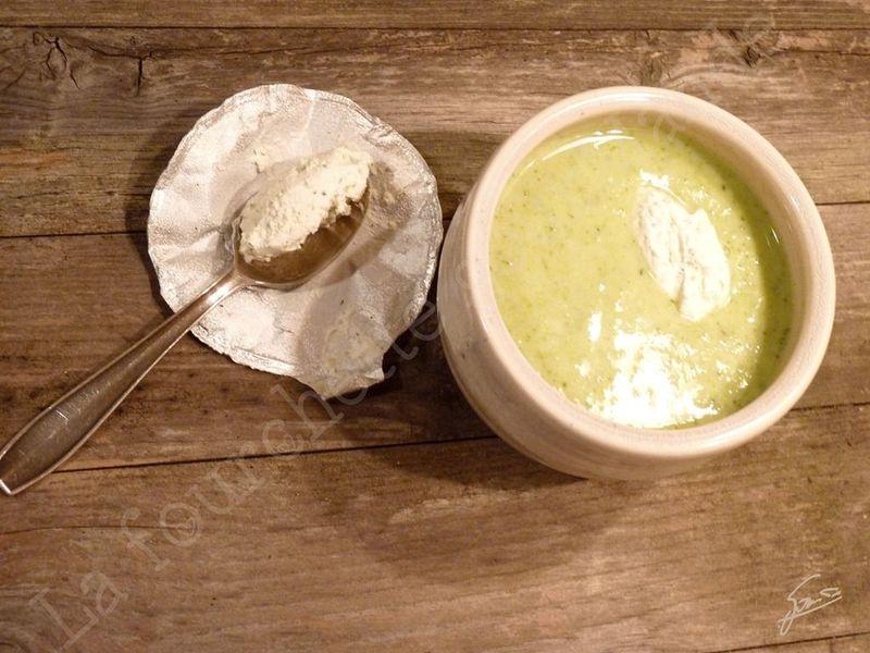 Soupe brocolis 5