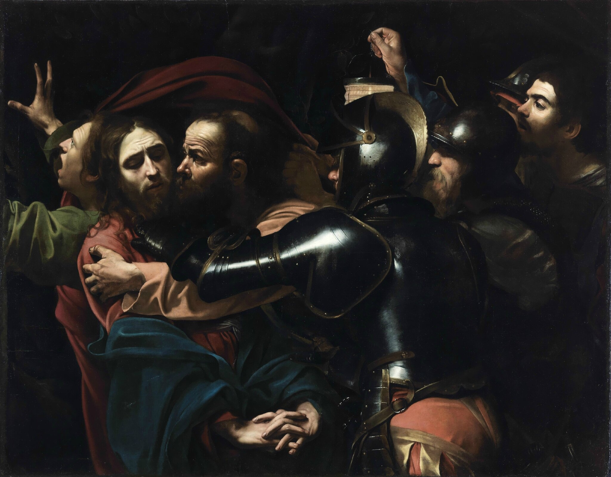"Scottish National Gallery opens ""Beyond Caravaggio"""