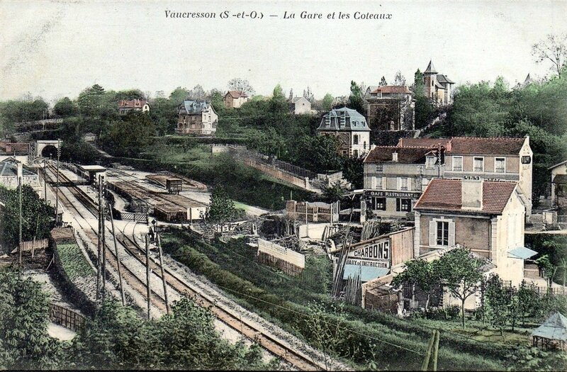 vaucresson-92-la-gare-et-les-coteaux-chemins-de-fer
