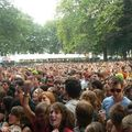 Les Ardentes Day 2Friday. Sold Out