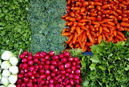 légumes basse-temperature