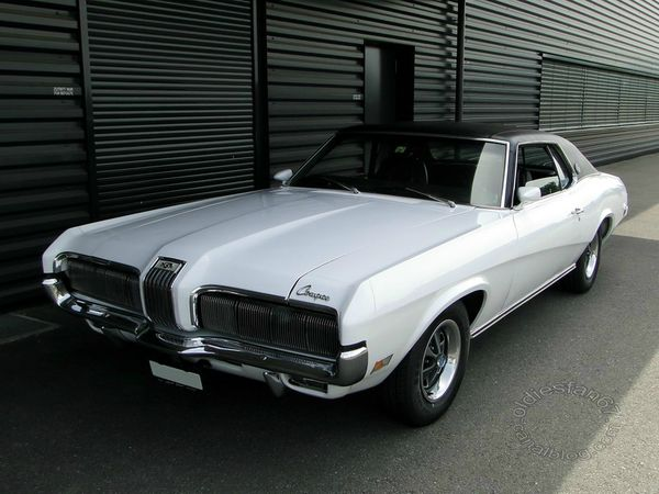 mercury cougar xr7 hardtop coupe 1970 3