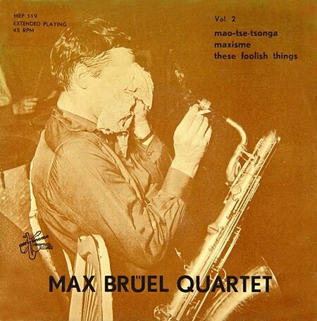 Max Brüel Quartet - 1955 - Vol