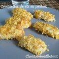 Croquettes de riz au jambon