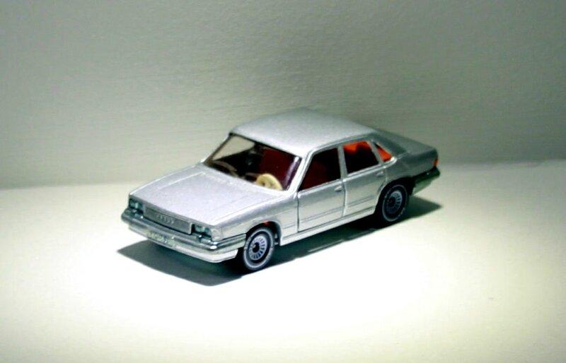 Audi 200 5T (Ref 1041) Siku 01