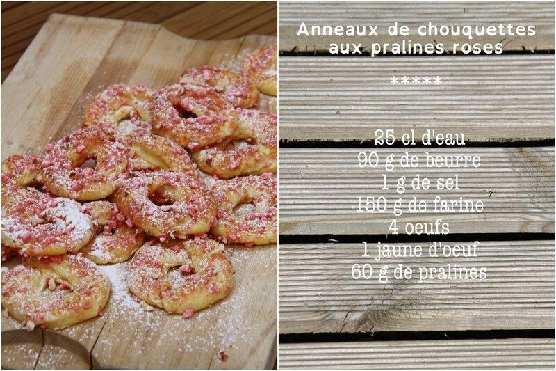 Chouquette praline