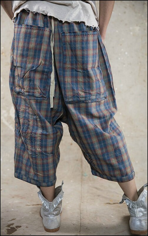Murron MacClannough Trousers 059 Highland Plaid