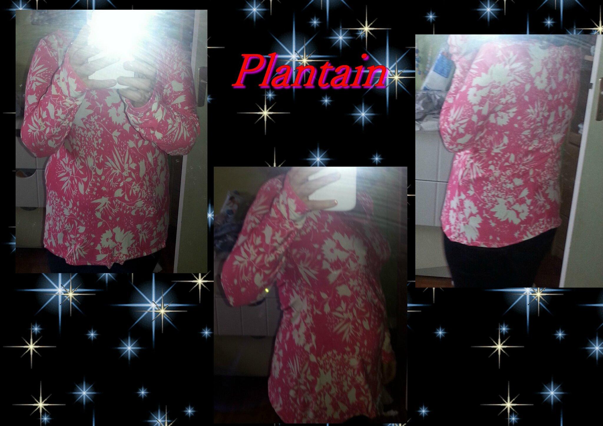 Tee shirt Plantain