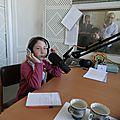 30/04 A Kungur FM et au journal Iskra!