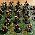 Infanterie vertig