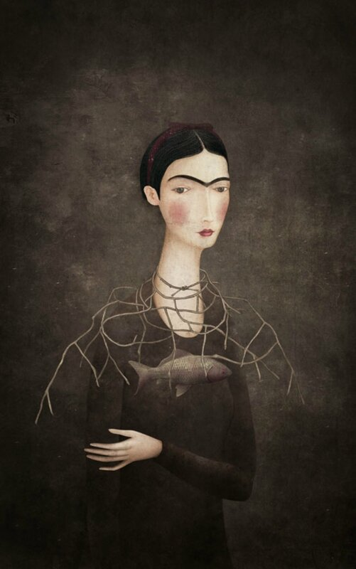 Gabriel Pacheco 1973 - Mexican Surrealist Visionary painter - Tutt'Art@ (9)