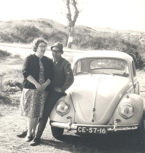 Mes grands-parents maternels