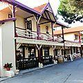 Hotel de la plage-L'herbe
