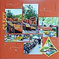 Clécy, base de canoë-kayak au coeur du bocage normand