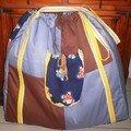 Mon grand sac / Mi gran bolso