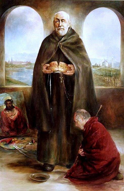 Saint Albert Chmielowski