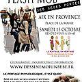 Flash mob des bebes portes - 13 octobre