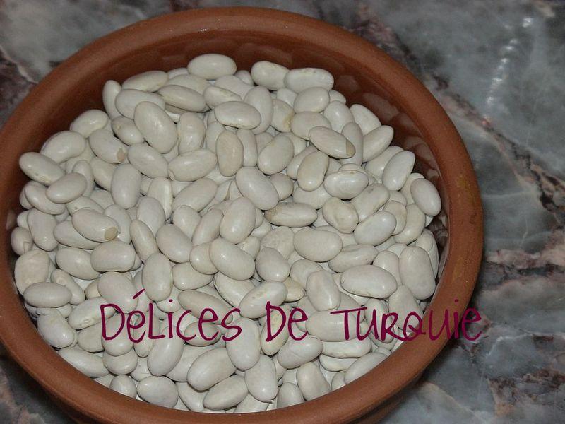 Haricots Blancs Secs - Kuru Fasulye