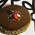 Pistache chocolat