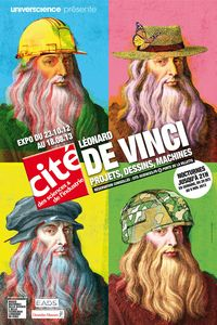 Expo Lonard de Vinci