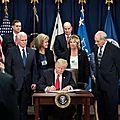 Formidable victoire fiscale pour le président donald trump : le réduction des impôts pour les classes moyennes aux usa