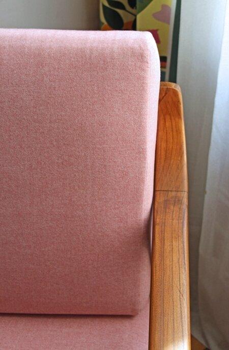 fauteuil-vintage-rose-detail