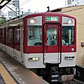 近鉄1252系(1375F) Tsuruhashi eki