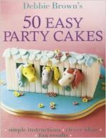 @ livre 50 Easy Party Cakes