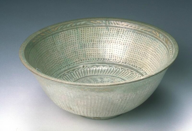 Bowl with Florets