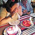 Bon anniversaire à ma grande fille anne-christine
