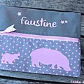 trousse Faustine