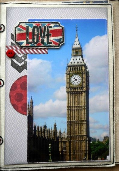 mini album Londres page 9