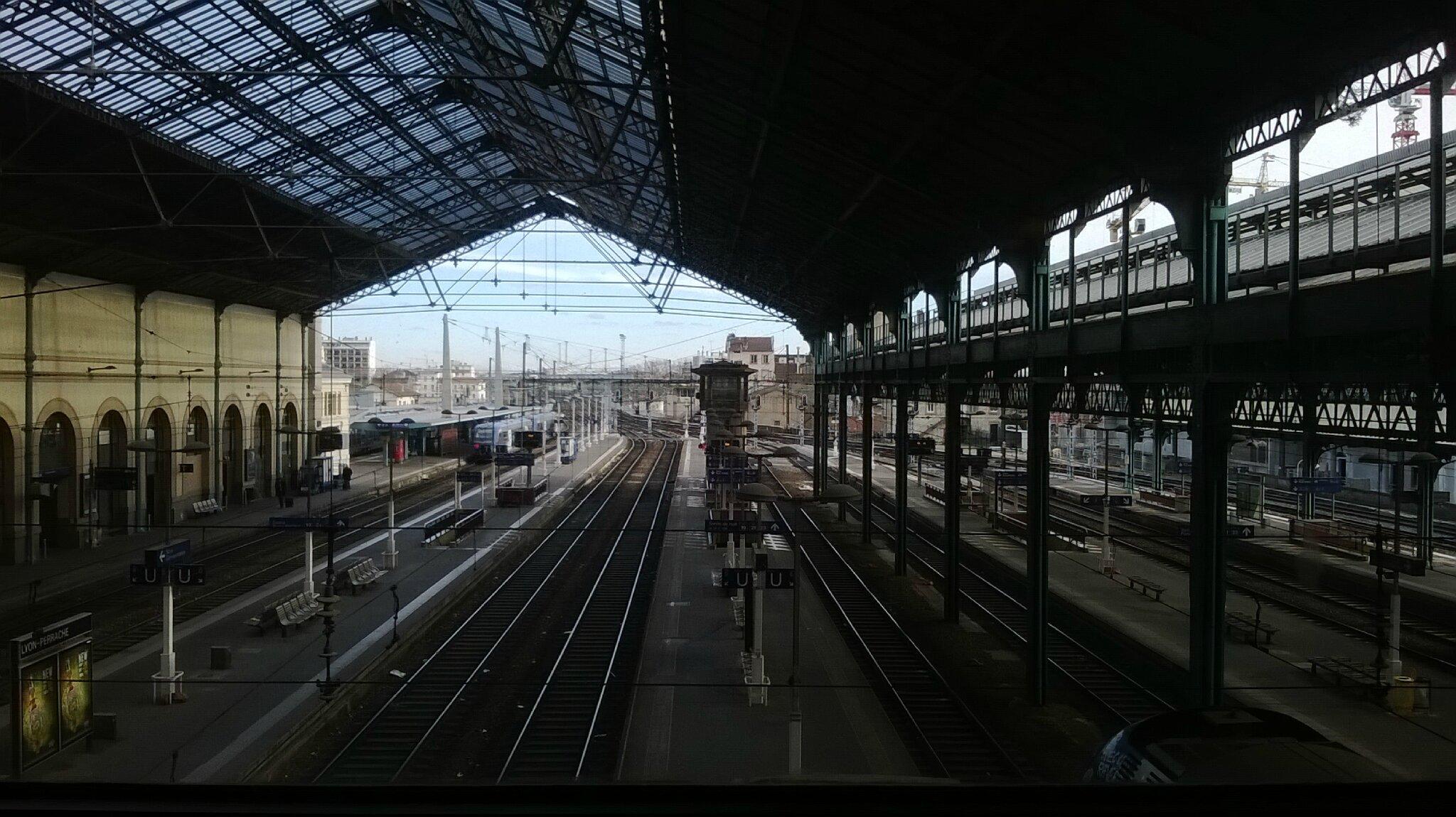 Lyon-Perrache (Rhône - 69)