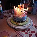 Le gâteau cheval