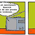 Georges, breivik et procès en norvège