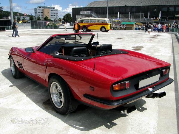 intermeccanica italia spyder 1970 b