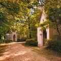 Notre Dame de Verdelais, le Chemin de Croix