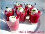 verrine betteave chevre 2