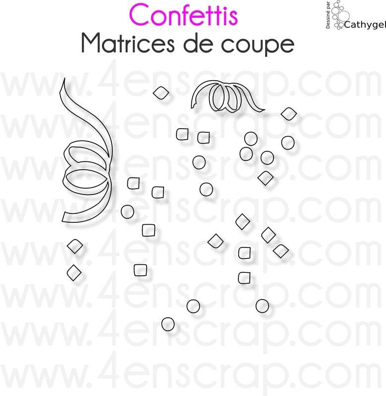Image Confettis M74