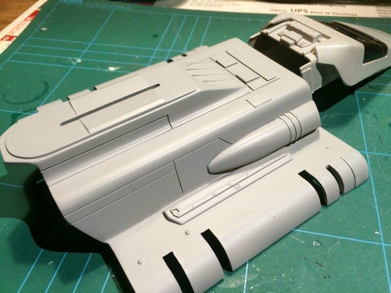 Shuttle Tydirium 18