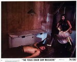 The Texas Chainsaw Massacre lobby card 2