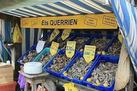 cancale-oysters