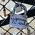 Cadenas (regarde le ciel) Pont des Arts_7391
