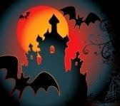 3488942-halloween-illustration-with-full-orange-moon