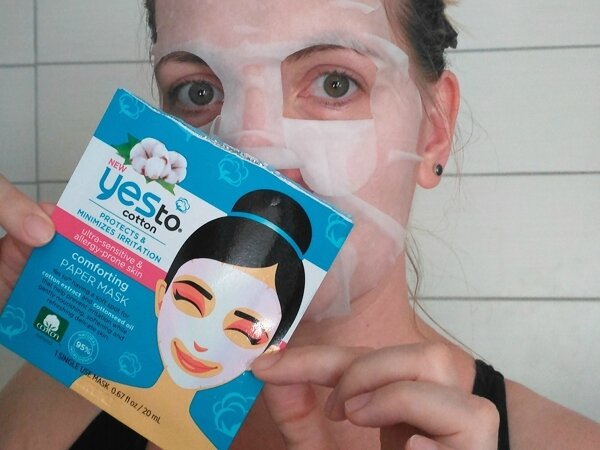 1 Masques Tissu Yes To