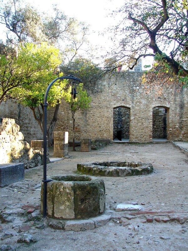 Lisbonne château Saint-Georges 18
