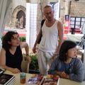 A la rencontre des auteurs pour les dédicaces