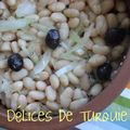 Mézé de haricots blancs - piyaz