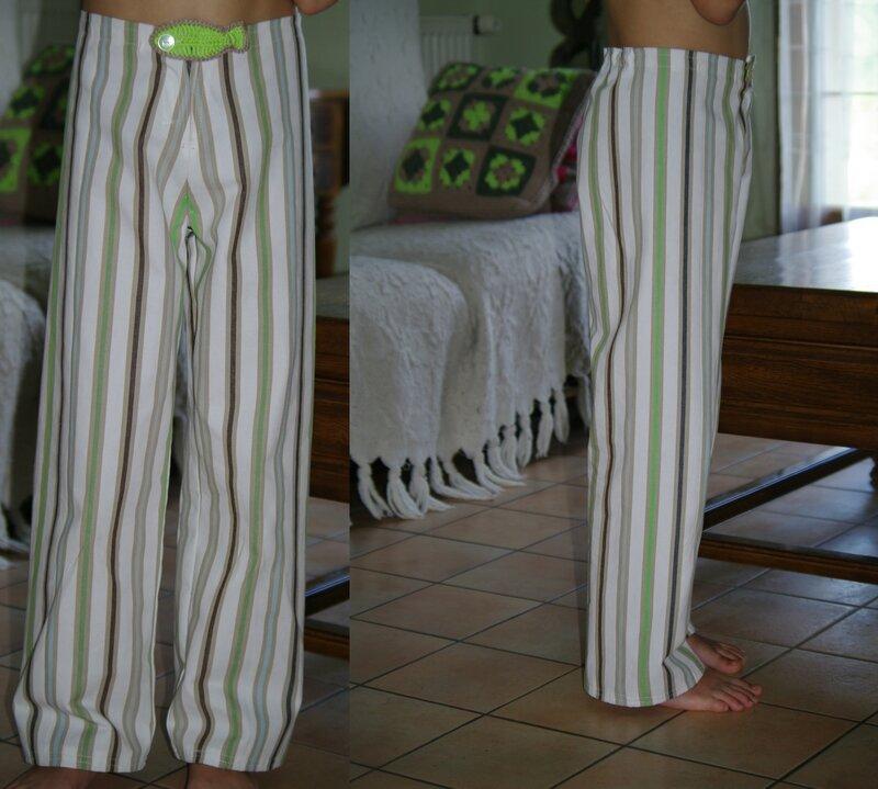 apprendre a coudre pantalon